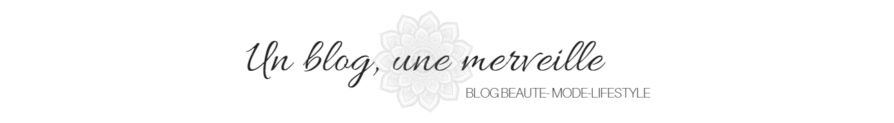 Un blog, une merveille