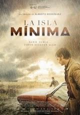 Carátula del DVD La isla mínima