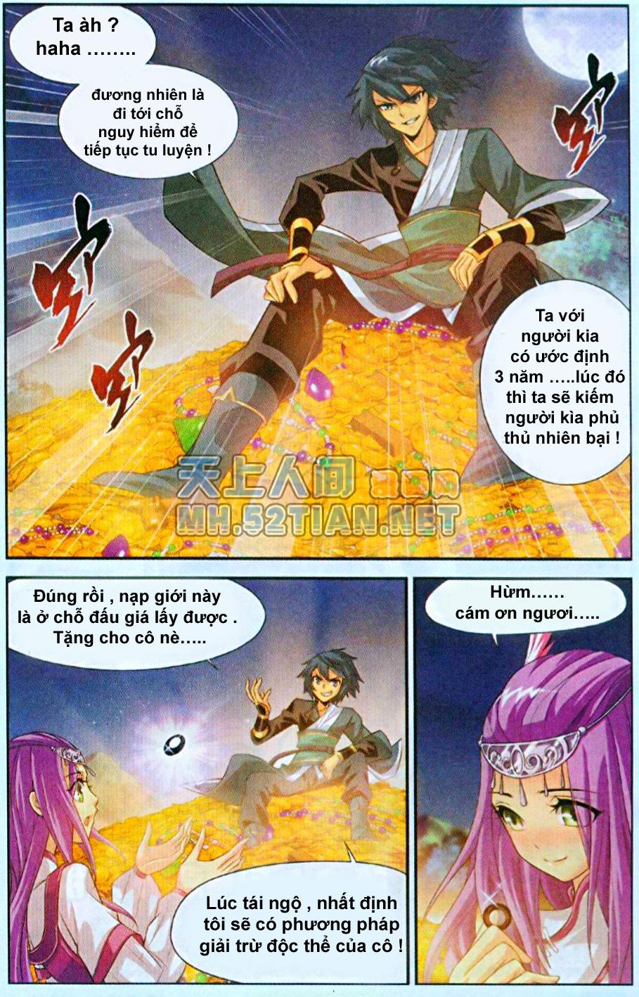 Đấu Phá Thương Khung chap 34 page 19 - IZTruyenTranh.com