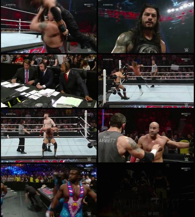WWE Monday Night Raw 09 Nov 2015 WEBRip 480p