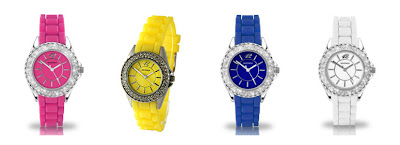 Sekonda Party Watch colour selection 1 KatSick