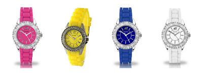 Sekonda Party Watch colour selection 1 KatSick