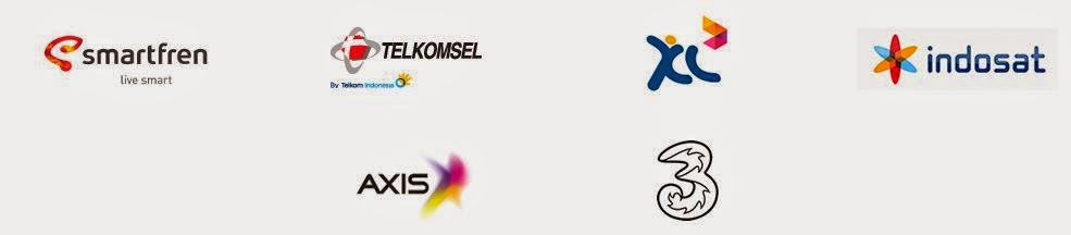 Cara Mendapatkan Pulsa Gratis Dari Internet Untuk XL, Telkomsel, Axis, Indosat, Three/3 Dan Smartfren