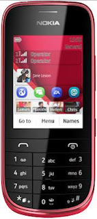 Nokia Launched Asha 202 Touch and Type Dual SIM Phone Priced at 4,149 buy here at low cost
