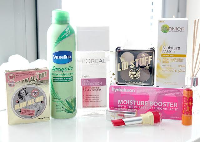 Beauty Haul, Boots Beauty Haul, Boots Haul, Beauty Blog Haul September 2013, Beauty Blogger Haul, Drugstore Haul