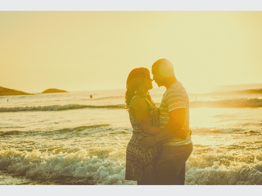DK Photography LASTWEB-170 Robyn & Angelo's Engagement Shoot on Llandudno Beach { Windhoek to Cape Town }  Cape Town Wedding photographer