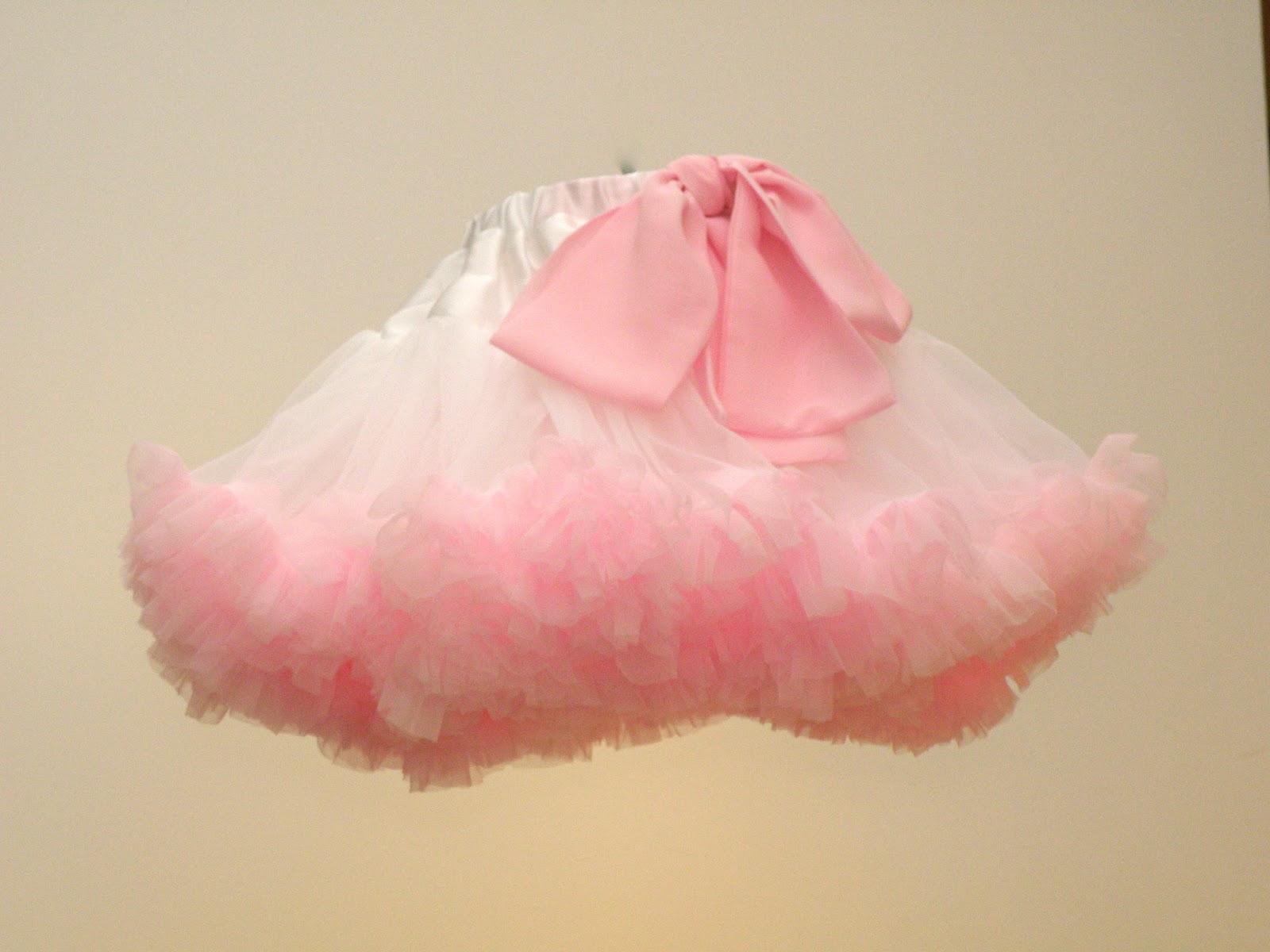 Пышная юбка для девочки своими руками