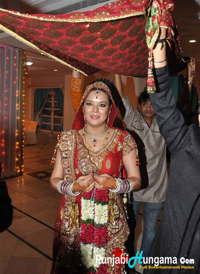 Udita Goswami Wedding