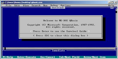 Pengertian, Statment, Program Kondisi Pada QBasic
