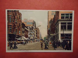 CINCINNATI POSTCARDS: Fifth Street