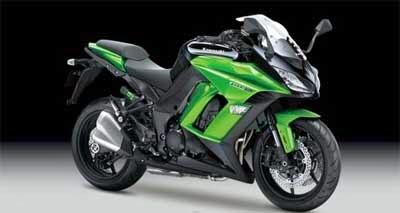 Gambar Kawasaki Z1000 2015