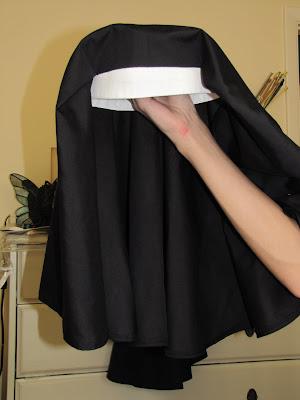 Pattern for Nun's Habit | WordExplorer.com Answers