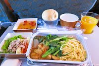 Vietnam Airlines Meal