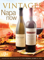 Wine Picks from October 12, 2013 LCBO Vintages Magazine