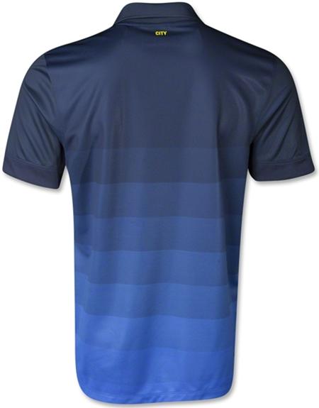 Nike Manchester City Away Jersey 14-15