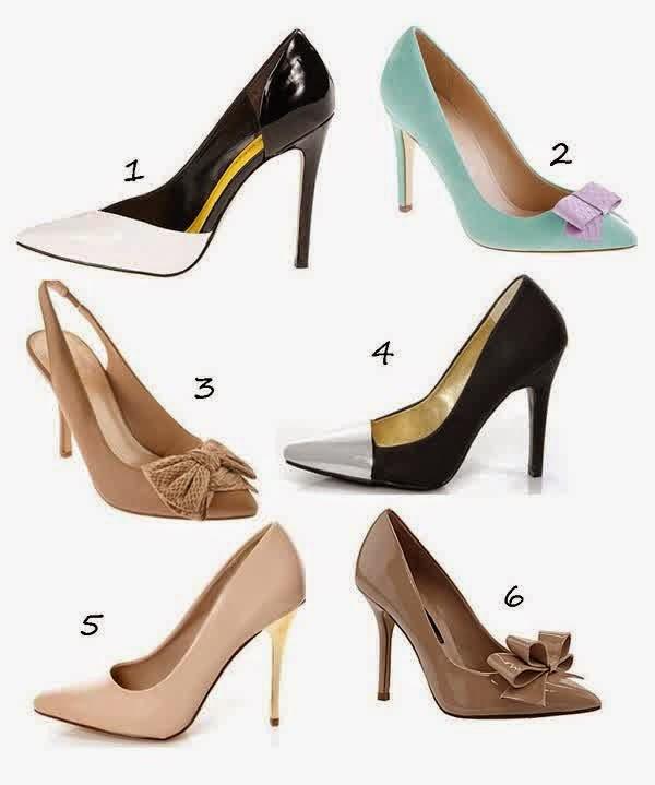 Iconic high heels