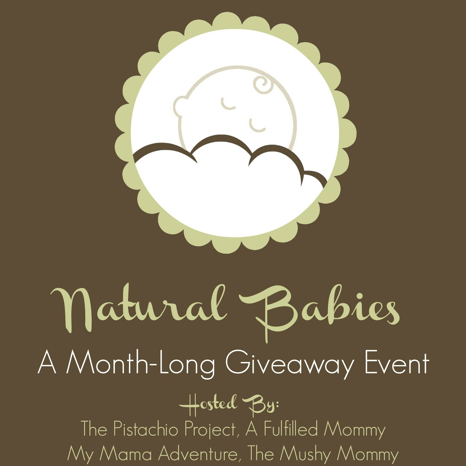 Natural Babies Giveaway Event - Planet Wise Hanging Wet-Dry Bag