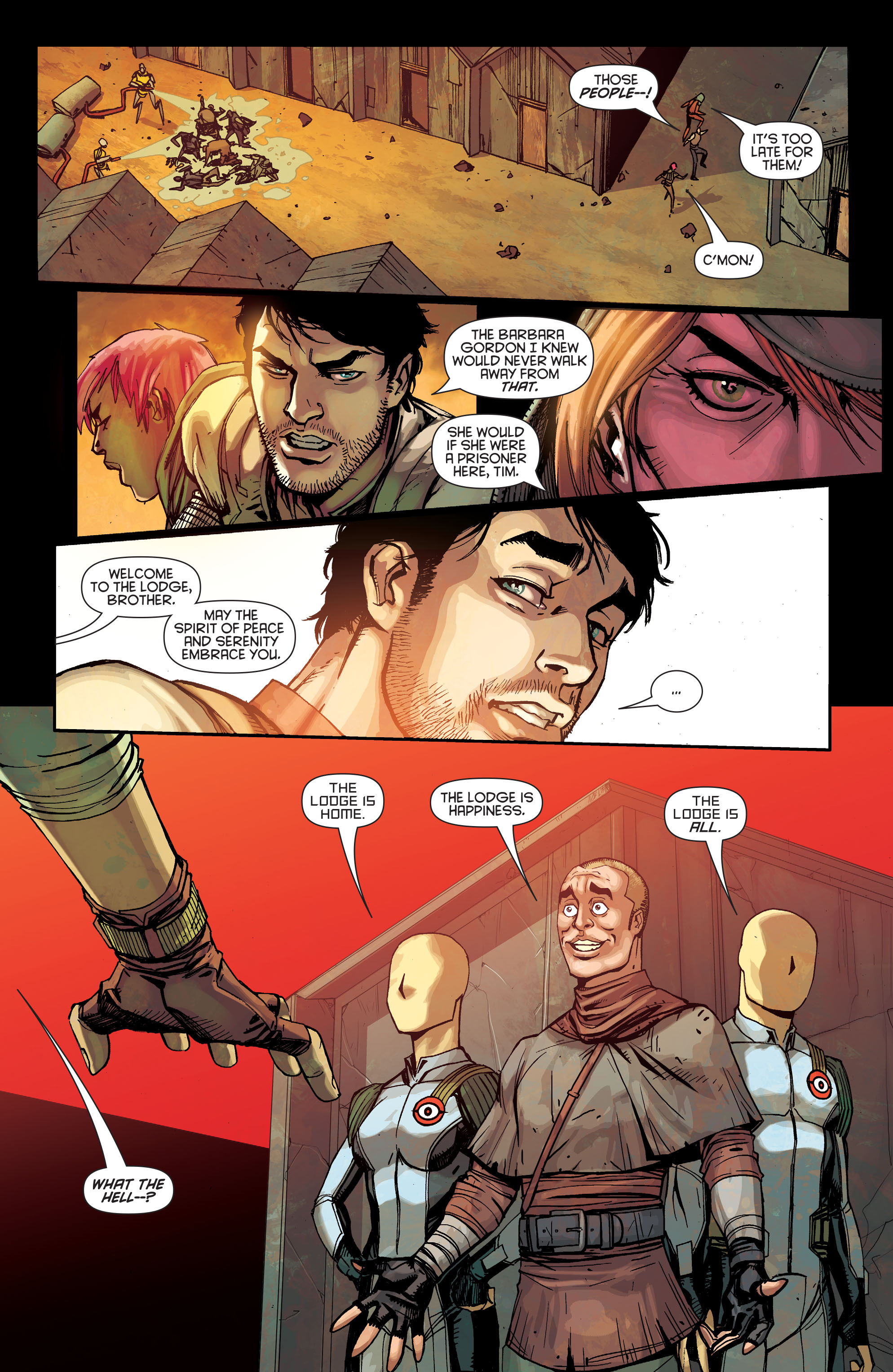 Batman Beyond (2015) Issue #2 #2 - English 5