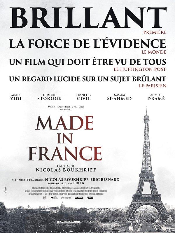 Nicolas Boukhrief aborde un sujet sensible en évitant de se perdre dans les explications sur le fanatisme. Le résultat est un thriller implacable, brutal et humain.