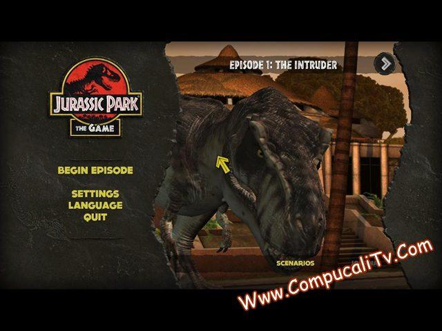 Jurassic Park The Game 2011 PC Full Ingles ISO Fairlight DVD5 Descargar