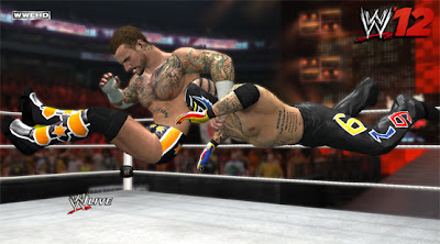 WWE 2012 Screenshot