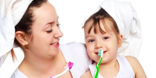 Cara Menjaga Kesehatan Gigi Anak