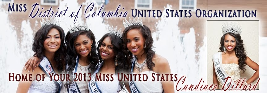Miss District of Columbia United States