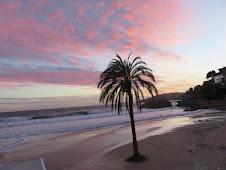 ...Amanecer primaveral en el invierno Balear