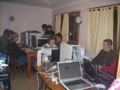 Hosting A Lan Party Seven Little Australians Amp Counting
