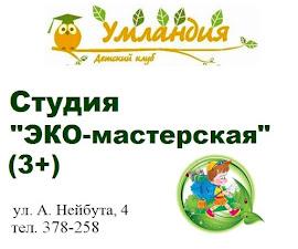 """Студия """"ЭКО-мастерская"""". Омск"""