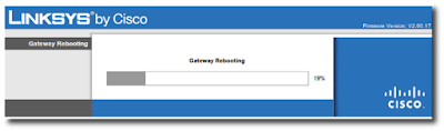 Reboot  Linksys Router,How to Reboot a Linksys