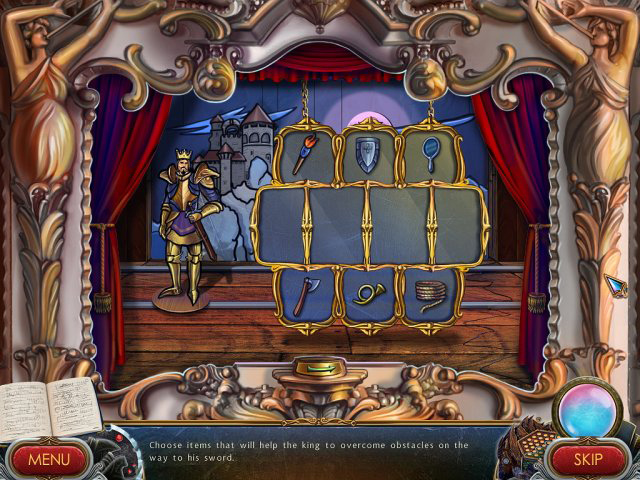 Dark Angels Masquerade of Shadows PC Game Full Version Screenshot Gameplay Jembersantri.Blogspot.Com