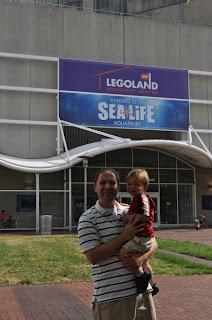 Kansas City, MO: SEA LIFE Aquarium and LEGOLAND Discovery Center