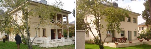 Pezrehabilitaci n reforma de vivienda en riaza segovia - Rehabilitacion casas antiguas ...