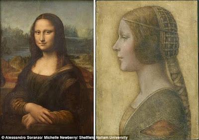 Misteri Lukisan Senyum Mona Lisa Terpecahkan