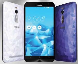 Asus Zenfone 2 Deluxe with 256 GB internal Storage in Bangladesh