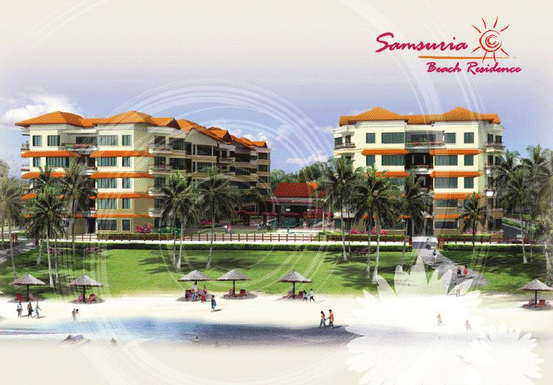Samsuria Beach Residence Kuantan