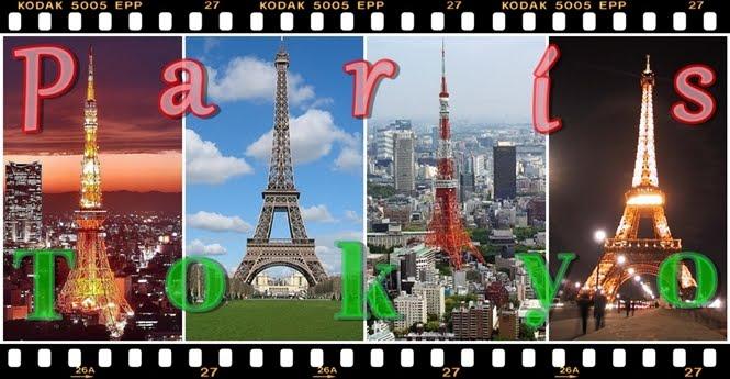 Paris y Tokyo