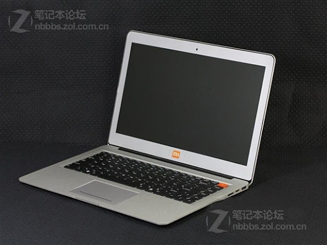 Notebook Xiaomi Laptop - Buy, infos, espec