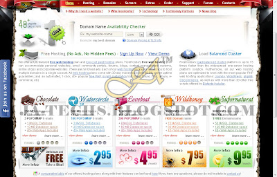 Best & Top 5 Web Hosting - FreeHostia