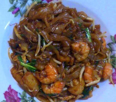 Tips Resipi Mudah Untuk Suri Rumah Kuey Teow Goreng Ibu