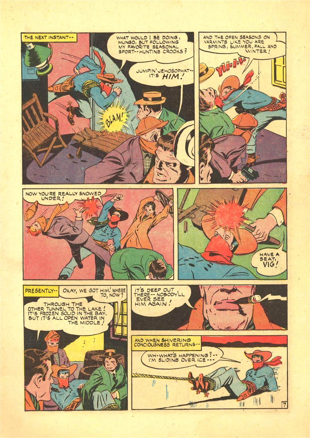 Action Comics (1938) 62 Page 23