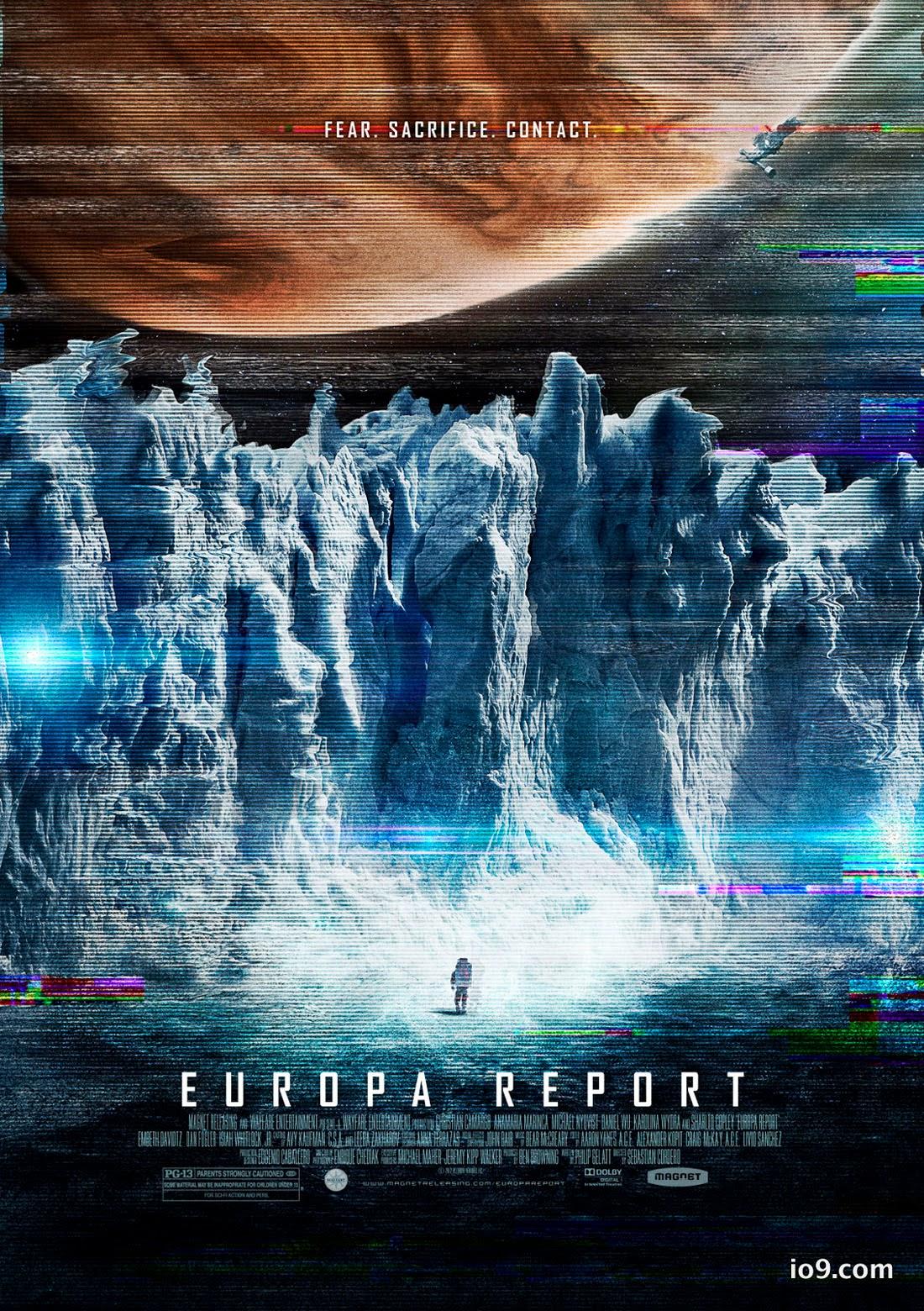 Truy Tìm Sự Sống - Europa Repor