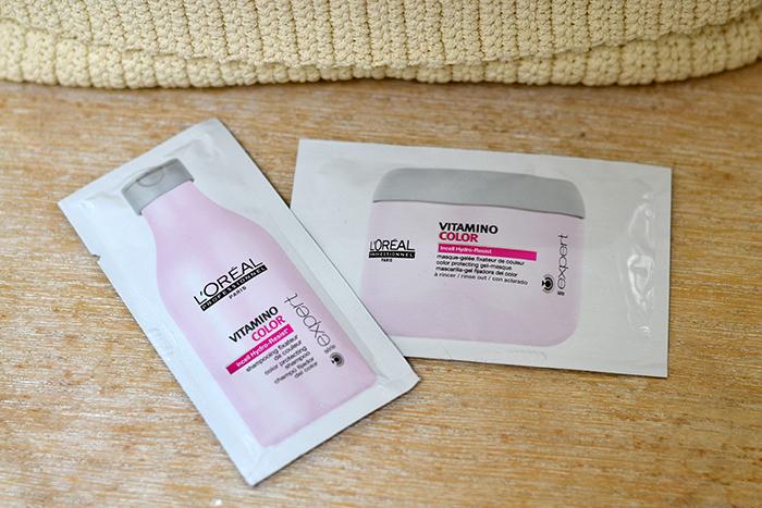 shampoo maschera vitamino loreal