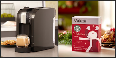Starbucks Verismo and coffee pods
