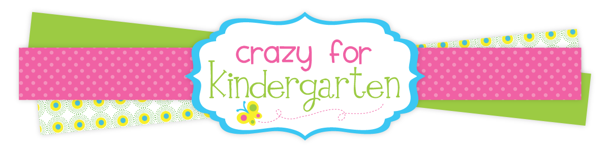 crazy for kindergarten