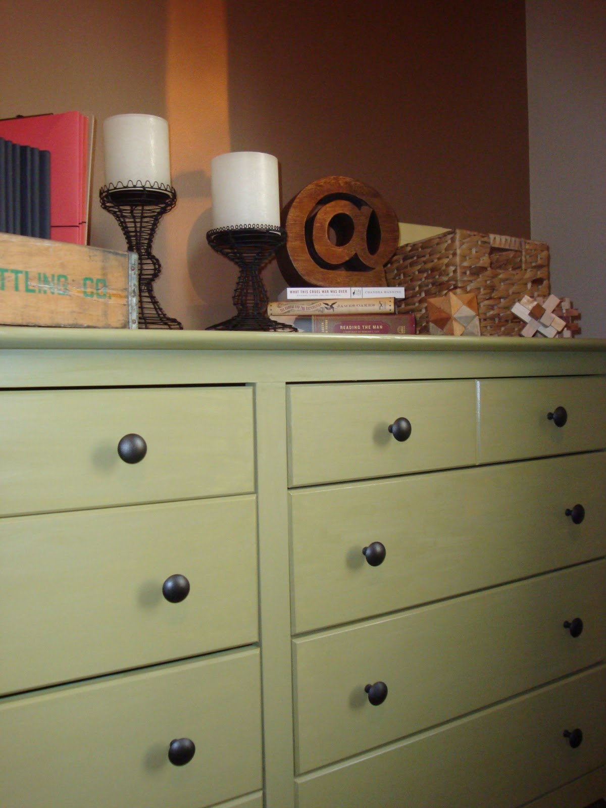Ashley S Nest Repurposed Dresser