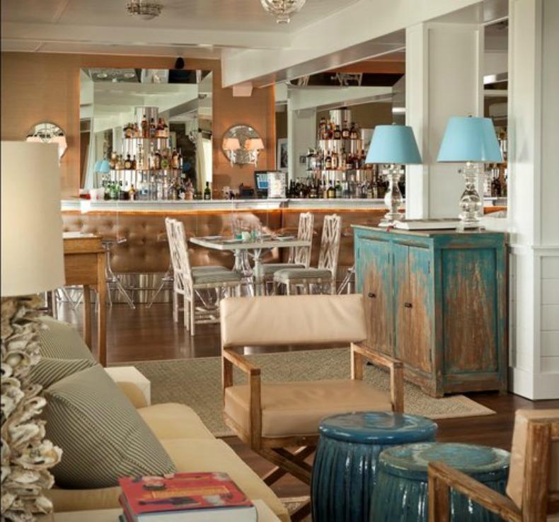coastal, main dining room