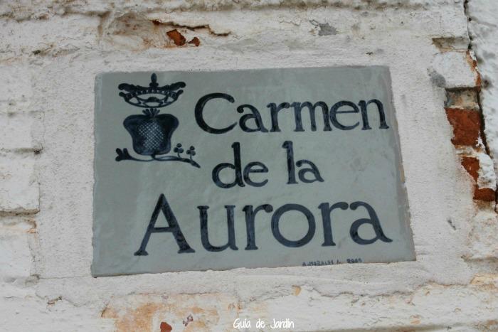 Carmen de la Aurora