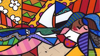 Romero Britto pinturas famosas